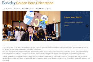 GBO homepage